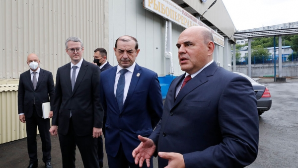 Премьер Михаил Мишустин проверил механизм инвестквот на Камчатке
