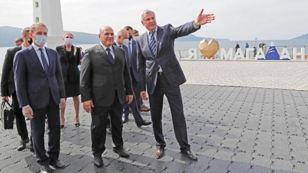 Мишустин пообещал разобраться в срыве реконструкции рыбного порта в Магадане