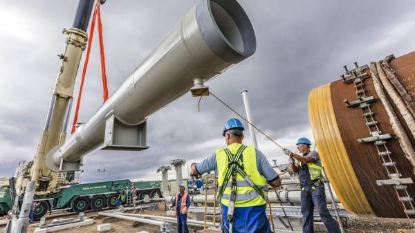 Польский регулятор оштрафовал «Газпром» за «Северный поток — 2»