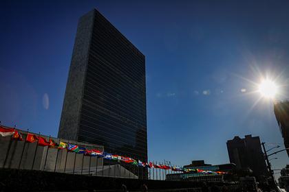 Инициативу США вСовбезе ООН посчитали ничтожной
