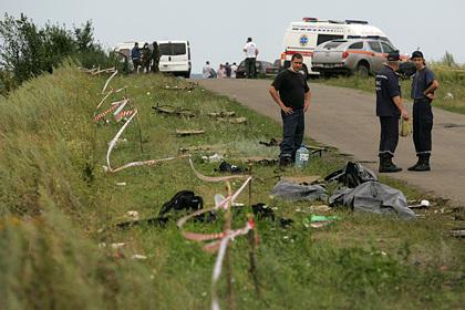 СБУ собиралась похитить изРоссии фигуранта дела окрушении MH17