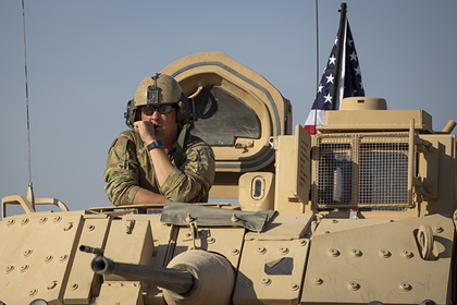 США назвали россиян наБТР виновниками аварии вСирии