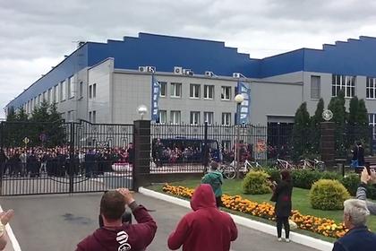 Власти Белоруссии оценили ситуацию сзабастовками