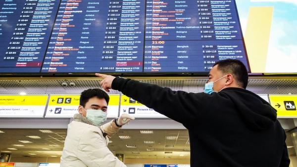 Россия откроет авиасообщение с четырьмя странами