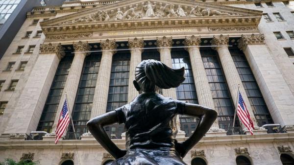 Фондовый рынок США пережил крупнейшее с июня 2020 года падение