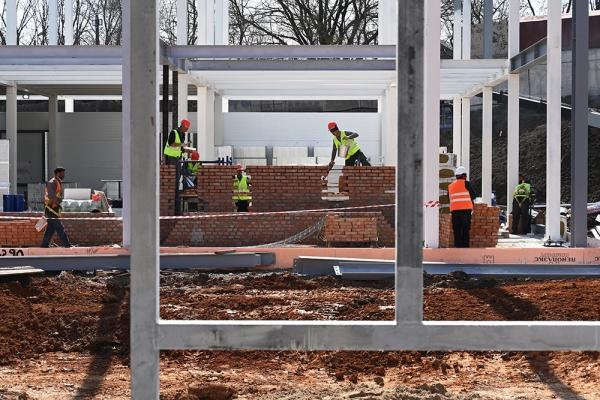 Для строящихся зданий заведут цифровые двойники