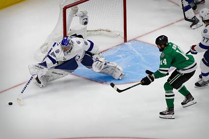 Коронавирус помог российскому вратарю побить рекорд НХЛ