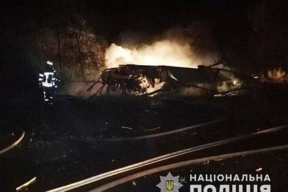 На Украине достали черные ящики потерпевшего крушение Ан-26