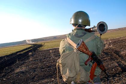 Украина заявила острельбе изгранатометов вДонбассе