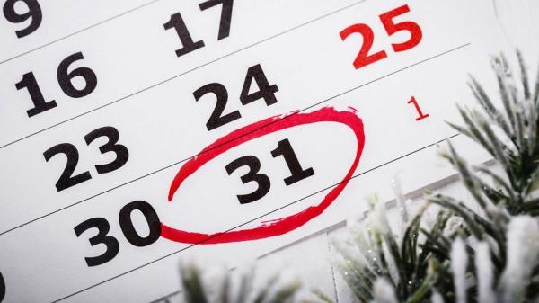 Правительство утвердило график выходных дней на 2021 год