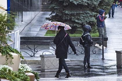 Эпидемиолог рассказала россиянам овлиянии погоды назаболеваемость COVID-19
