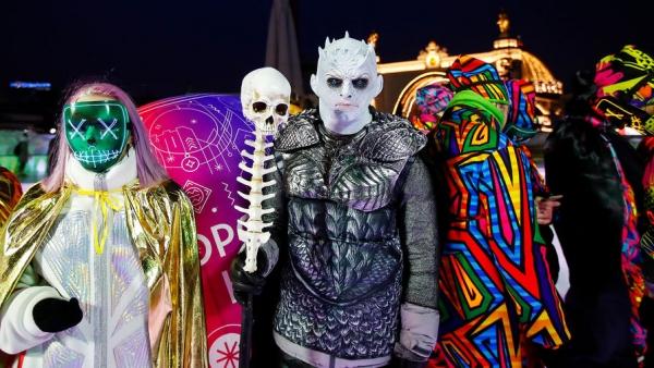 Спрос на костюмы для Хеллоуина в России в 2020 году вырос в 6 раз
