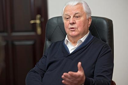 Кравчук перечислил четыре этапа реинтеграции Донбасса