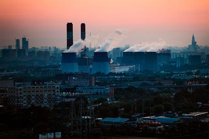Названы города ссамым грязным воздухом