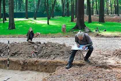В Москве случайно нашли старинный парк