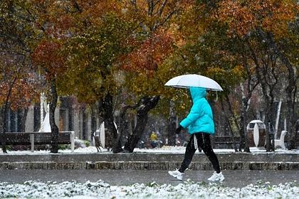 Россиян предупредили орезком похолодании