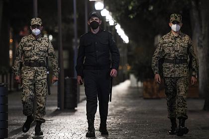 В Армении заявили обобнаружении группы азербайджанских диверсантов вКарабахе