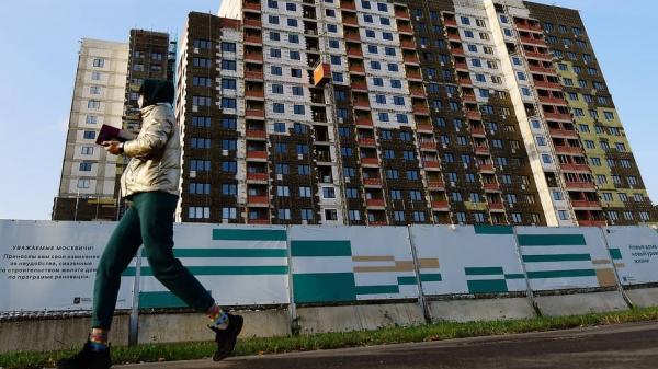 В Москве увеличилось число новых проектов по строительству жилья